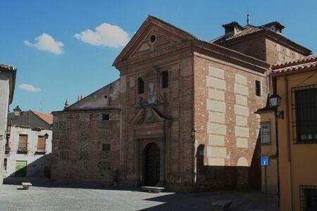 San Bernardo Convent, Talavera, Toledo Stock Photo - 13064097