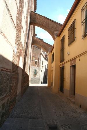 talavera: Historic Street, Talavera, Toledo