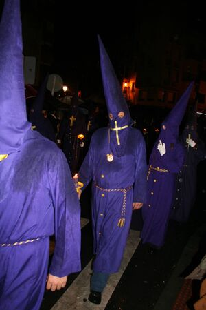 guilds: Rain callus the Nazarenes, Talavera, Toledo