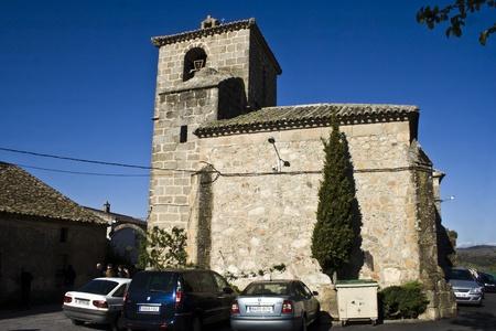 parish: Parish Church of the Virgen of Remedies, Montesclaros, Toledo