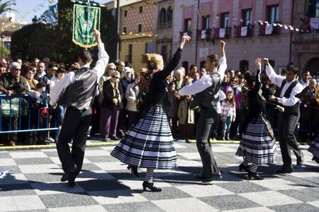 easter sunday:  Easter Sunday, Feast of Mondas,  Talavera, Toledo Editorial