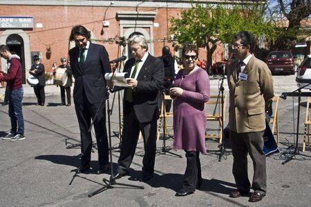 proclamation: Proclamation of Mondas, Feast of Talavera, Toledo