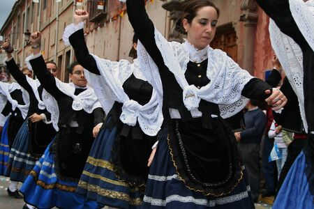 talavera de la reina: Mondas the festival of of Talavera de la Reina