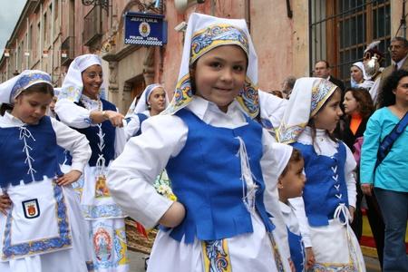 fiesta popular: Mondas the festival of of Talavera de la Reina
