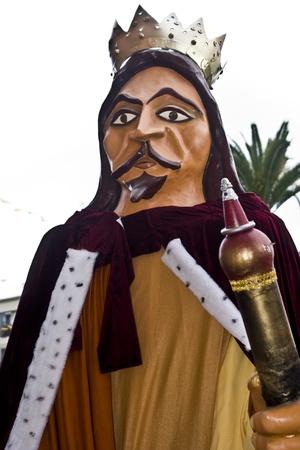 talavera:  Giants and big heads of the festival, Mondas, Talavera