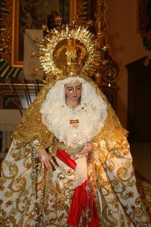 guilds: Our Lady of Peace, Talavera de la Reina, Toledo, April 2012