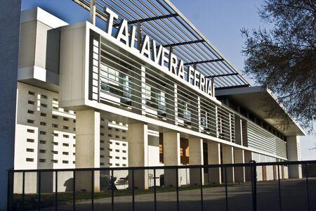 talavera: Exhibition Pavilion, Talavera, Toledo, Spain