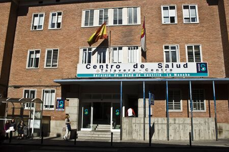 talavera: Health Centre, Talavera, Toledo