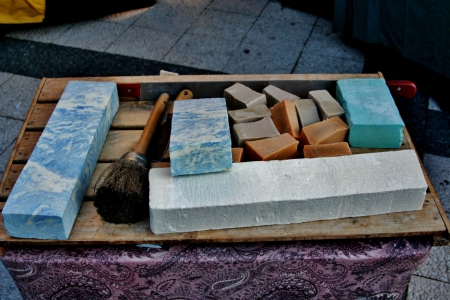 Soap, Medieval Days Oropesa, Toledo