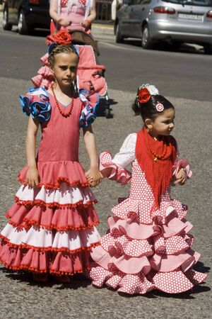 talavera de la reina: Sevillana, shows San Isidro, Talavera, 05152012 Editorial