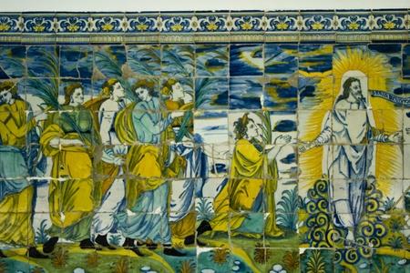 Facade, Basilica del Prado in Talavera, Sistine Chapel of the Ceramic