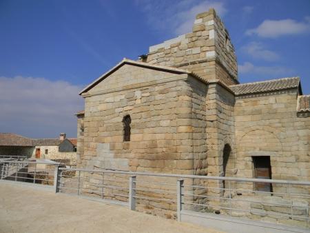 Church of Santa Maria de Melque, San Martin de Montalban, Toledo Stock Photo - 13967352