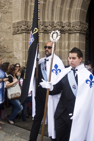 fiesta popular: Procession Feast of Corpus Christi, Talavera, 10062012