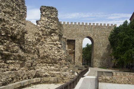 walled: Walled, Talavera de la Reina