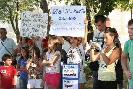 talavera: Protest Movement 15M, Talavera, Editorial
