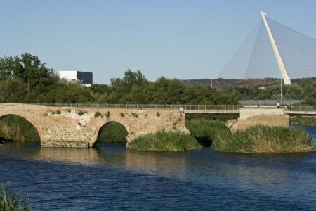 talavera de la reina: Tajo River, Roman Bridge, Old Bridge, Talavera Editorial