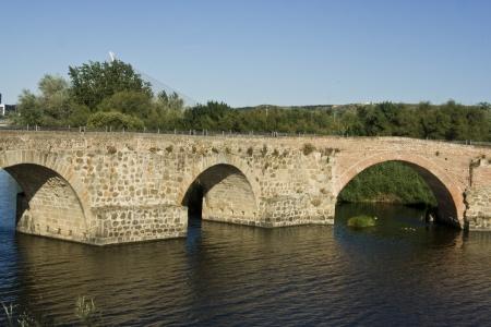 Tajo River, Roman Bridge, Old Bridge, Talavera, Toledo