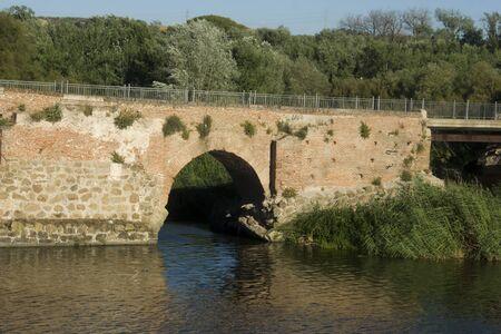 talavera: Tajo River, Roman Bridge, Old Bridge, Talavera, Toledo