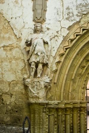El Monasterio de Piedra, Calatayud Banque d'images - 14609584
