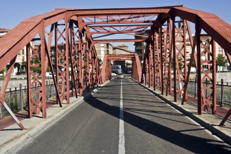 talavera: Talavera Iron Bridge