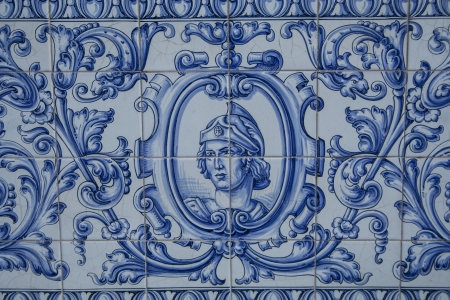 talavera: tiles Talavera ceramic,  Editorial
