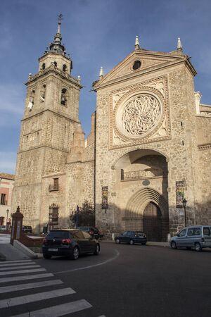 talavera de la reina: Church of Santa Maria Maggiore, The Schoolboy Talavera de la Reina
