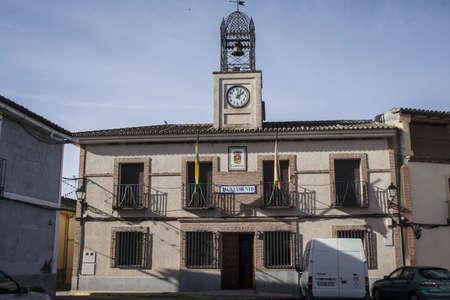 councils: City Hall, Las Herencias, Toledo