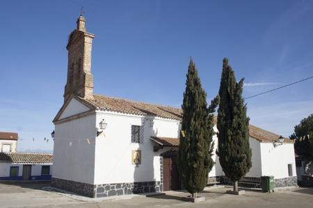 parish: Parish Church, El Membrillo, Toledo