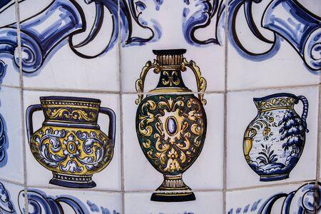 talavera de la reina: tiles, Talavera ceramics