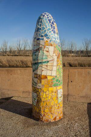 talavera de la reina: Monolith Ceramic Talavera, Talavera pottery