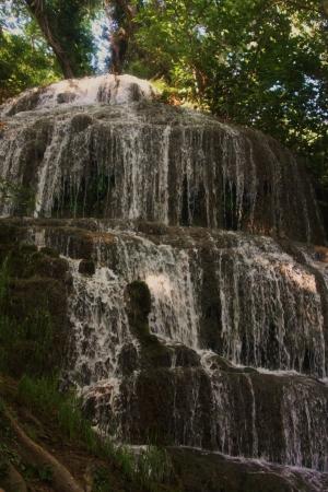 zaragoza: Waterfall Monasterio de Piedra, Zaragoza