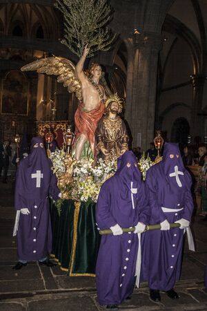 oration: Holy Week 2013, The Oration in the Orchard, Talavera, Toledo Editorial
