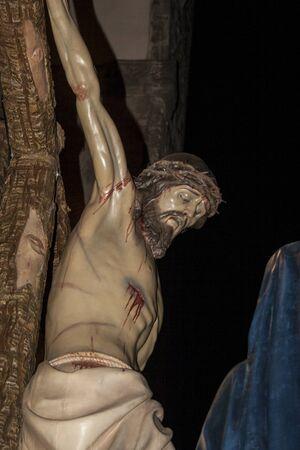talavera: Holy Week 2013, Cristo de la Mercy, Talavera, Toledo