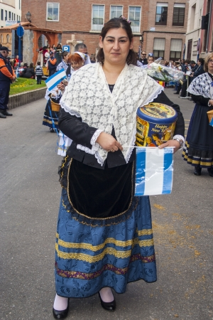talavera de la reina: Dance suits, Mondas Feast of Talavera de la Reina, Feast of National Tourist Interest, Toledo Editorial