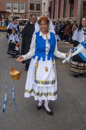 talavera de la reina: Dance suits, Mondas Feast of Talavera de la Reina, Feast of National Tourist Interest, Toledo Editorial