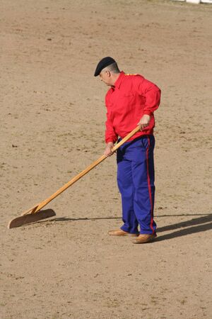 Cleaning the sandpit Editorial