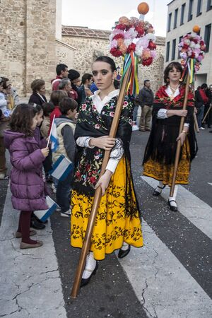 talavera de la reina: Mondas Feast of Talavera de la Reina, Feast of National Tourist Interest, Toledo, Spain