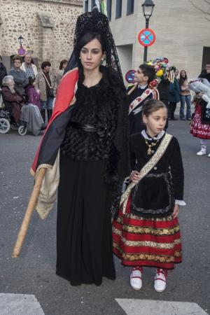 fiestas: Mondas Feast of Talavera de la Reina, Feast of National Tourist Interest, Toledo, Spain