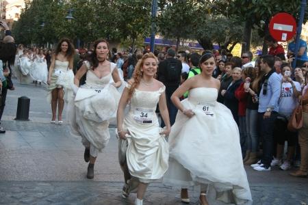 talavera:   Career of Brides, Talavera, Toledo, Spain, 13042013 Editorial