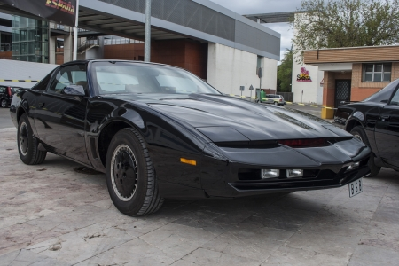 replicated: Kitt el auto fant�stico, replicado, Pontiac Firebird Trans Am
