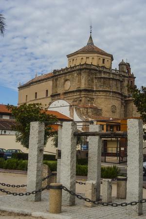 talavera de la reina: View of San Prudencio, Talavera de la Reina, Toledo