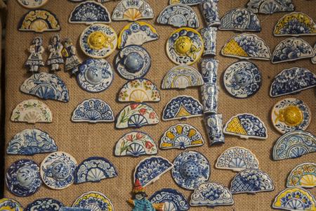 talavera de la reina: Craft miniature memories of Talavera de la Reina