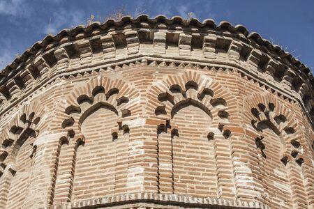 viejo: apse of Santiago el Viejo or Santiaguito Talavera de la Reina