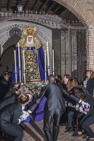 Easter week, Talacera de la Reina, Toledo, Spain