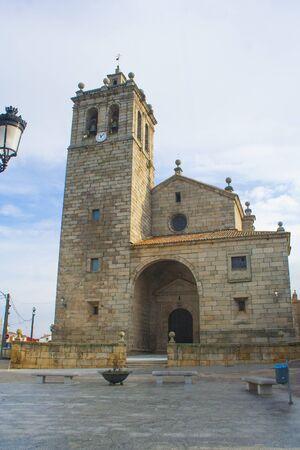 Church, Navamorcuende, Toledo, Castilla La Mancha, Spain
