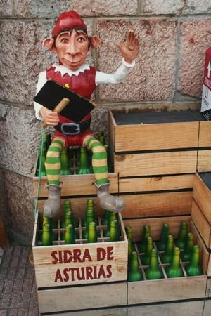 Asturian goblin trasgu