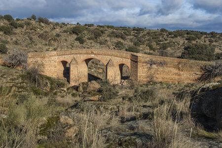 aquifer:  bridge,  Landscape, bridge Malpasillo