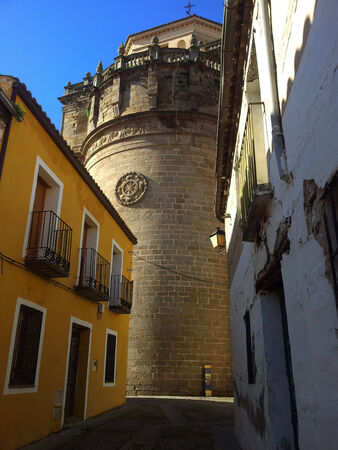 talavera: Apse of San Prudencio, Talavera de la Reina