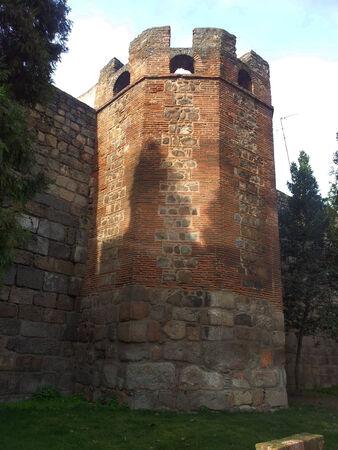 Muralla, Tower,