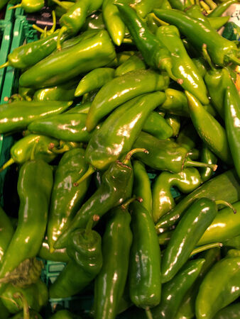 green peppers,